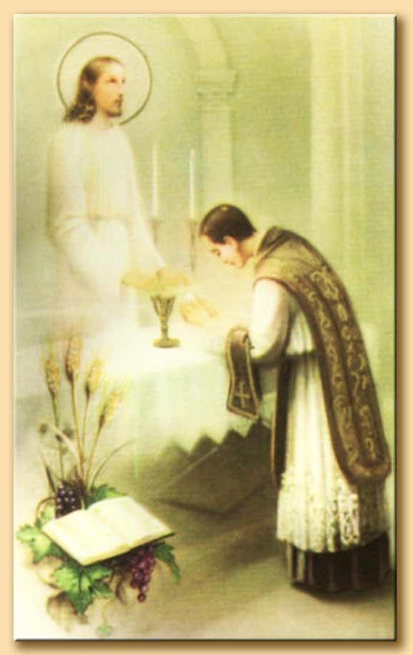 santa messa cattolica