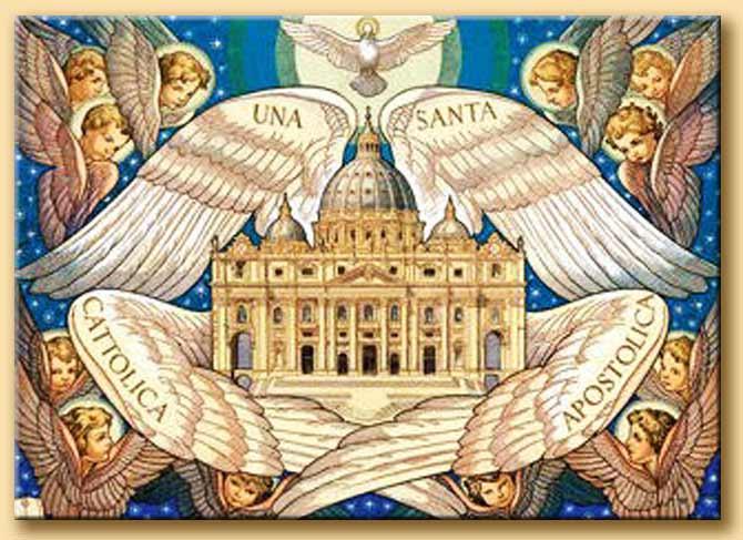 una santa cattolica ed apostolica