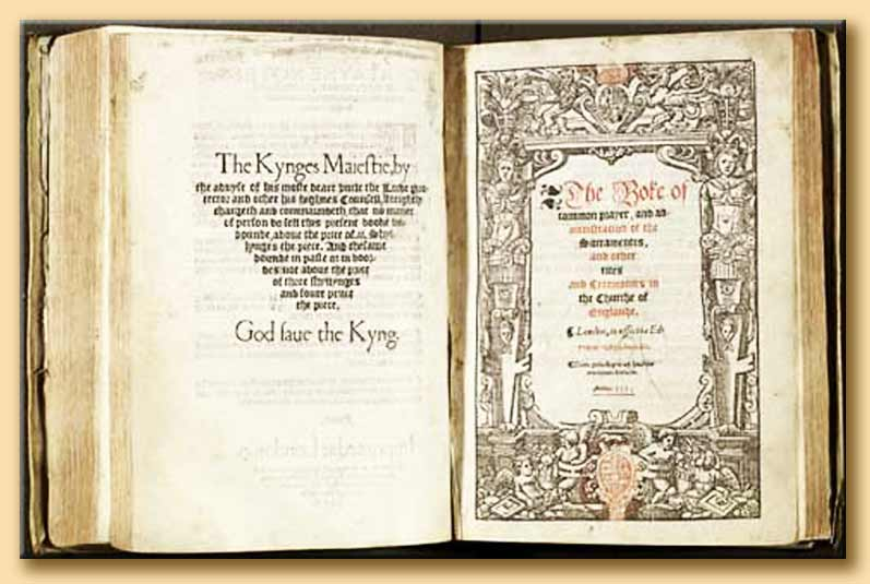 common prayer book