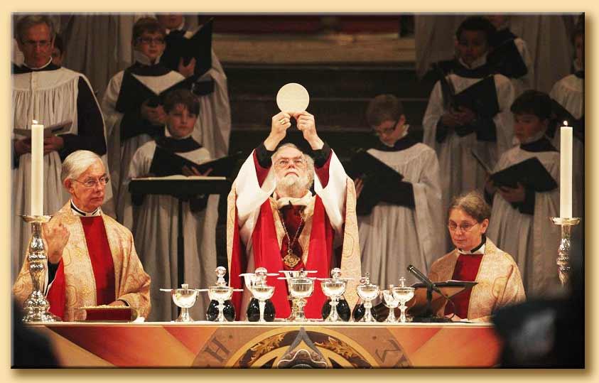servizio anglicano