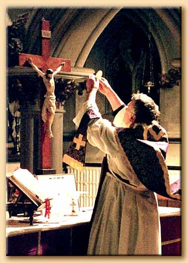 messa cattolica