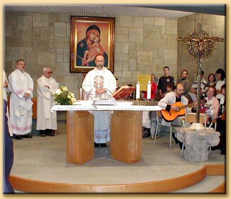 nuova messa di paolo VI