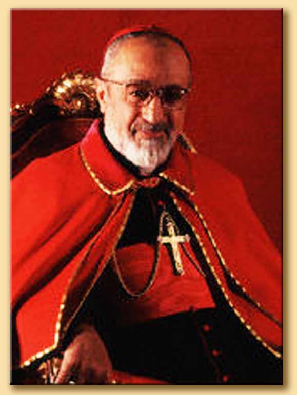cardinale grégoire-pierre agagianian