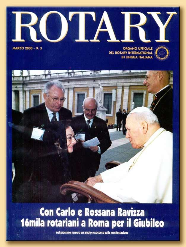 rivista rotary marzo 2000