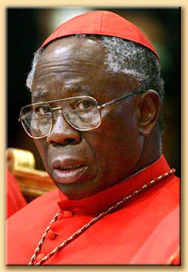 cardinale francis arinze