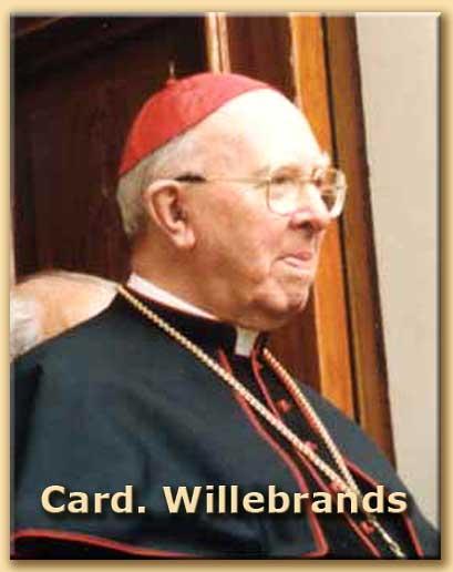 cardinale johannes willebrands