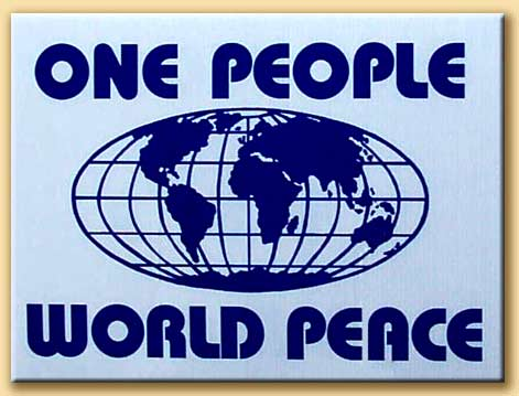 one people world peace