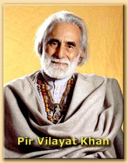 pir vilayat khan