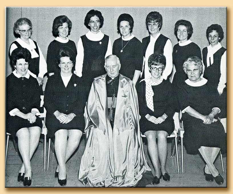 suore della presentazione nel 1978